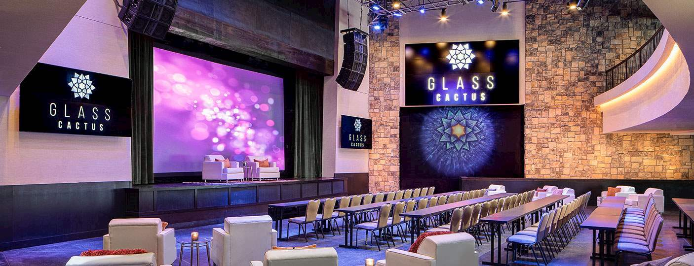 Corporate Meetings in Glass Cactus, Grapevine